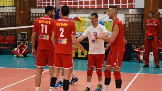 ЦСКА започна с чиста домакинска победа