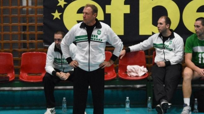 Петър Мечкаров: Трябват ни поне още две попълнения