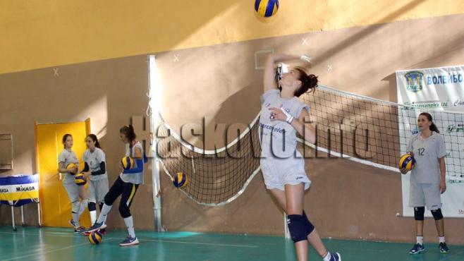 Волейболистките на Раковски на международен турнир в Гърция