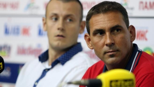 Петър Дочев: Дунав ще е основният ни съперник във Висшата лига