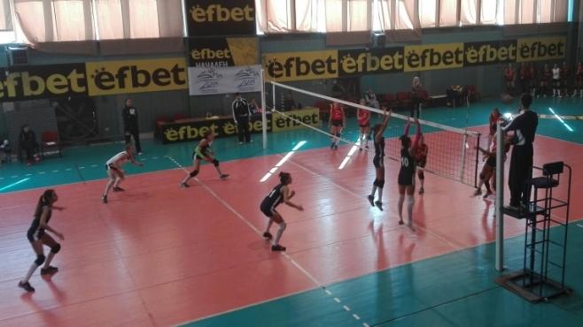 Левски, ЦСКА и Славия започнаха с успех при девойките U17