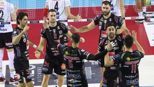 Цецо Соколов спечели българското дерби в Италия