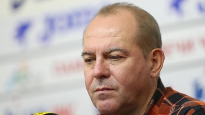 Мариан Колев: ЦСКА ще има нова зала