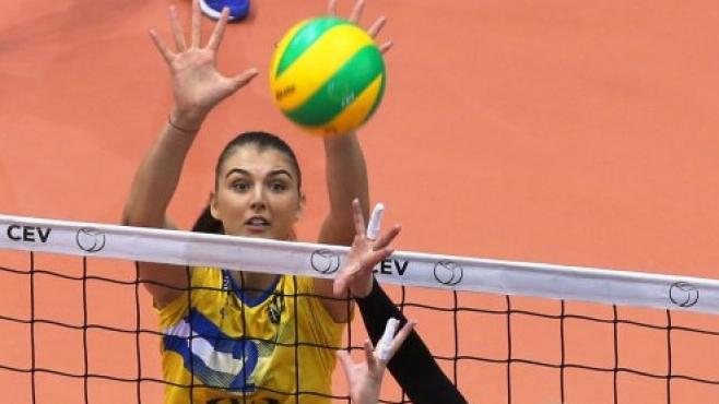 Волейболистки на Марица на челни места в класациите на ШЛ
