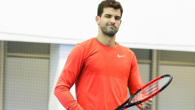 Григор Димитров пред Tennis24.bg: Мечтая за титла от Големия шлем