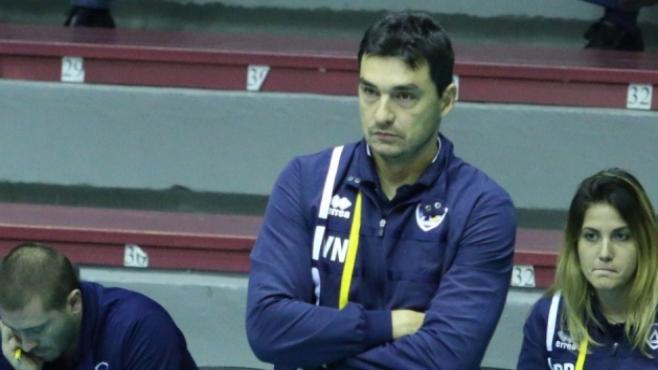 Владо Николов: Тренировките ни се отплатиха в този мач