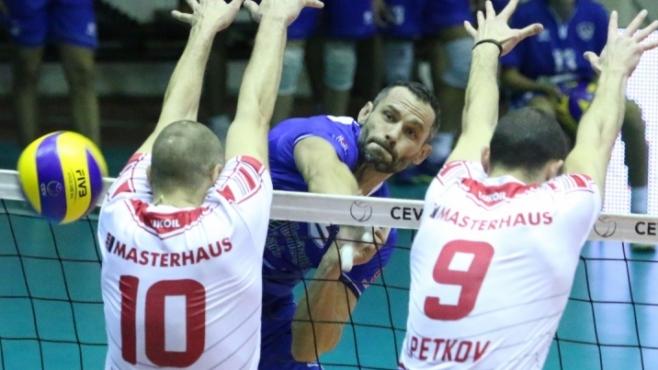 Валентин Братоев: Левски ни надигра