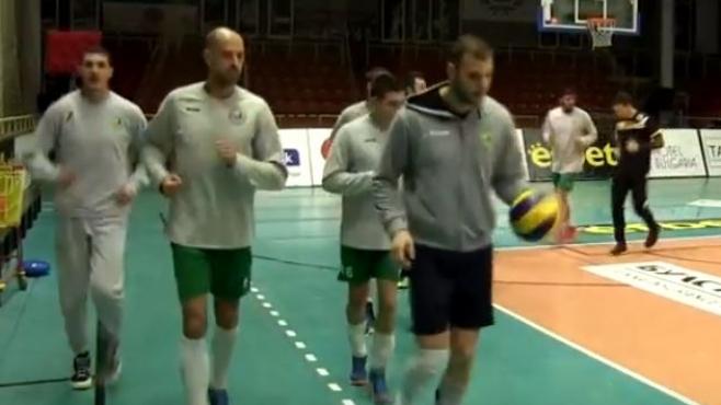 Невен Нешев започна подготовка с Добруджа (видео)