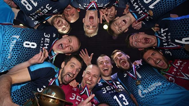 Зенит спечели Купата на Русия за седми път