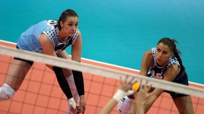 Ели Василева и Динамо с нова победа в Русия