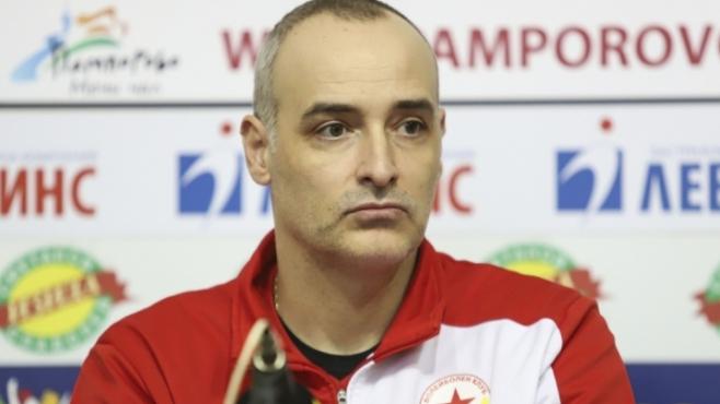 Ивайло Стефанов: Спортът е борба