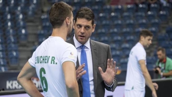 Пламен Константинов пред BGvolleyball.com: Аз дадох най-много шансове на младите за развитие