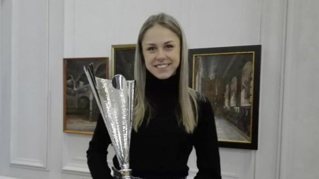 Гергана Димитрова: Изпращам най-добрата си година досега