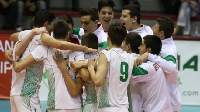 Състав на България U18 за евроквалификацията в София