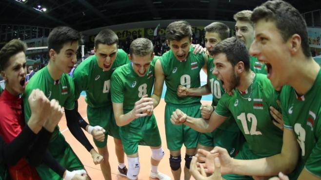 Страхотни! България на Европейско U18 (статистика, обновено)