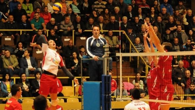 Яки дербита за финалите на Купата на България при мъжете (Видео)