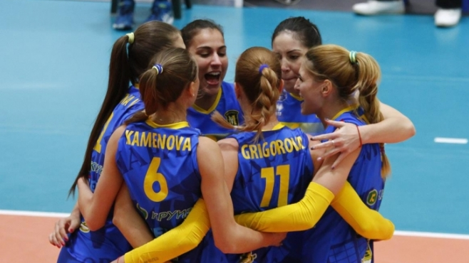Марица излиза за първа победа в групите на ШЛ