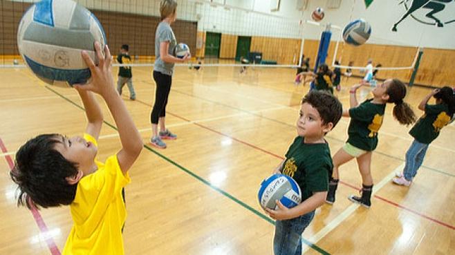 Спортът в детството увеличава сивото вещество
