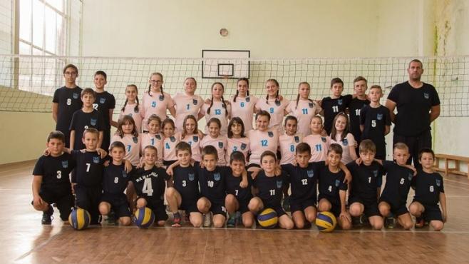 ВК Марица (Белово): За година от нулата до 4 отбора