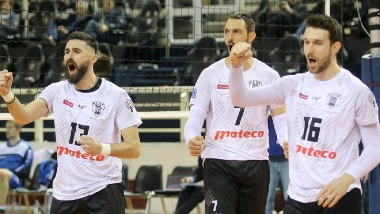 Гледай на живо с BGvolleyball.com българското дерби в гръцката Волей лига