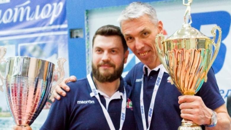 Български треньор с успехи в Русия