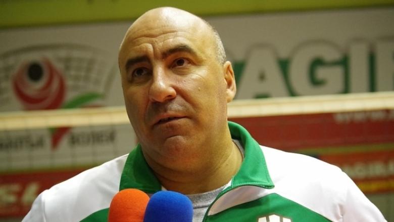 Страхил Балов: Радвам се на новия облик на отбора