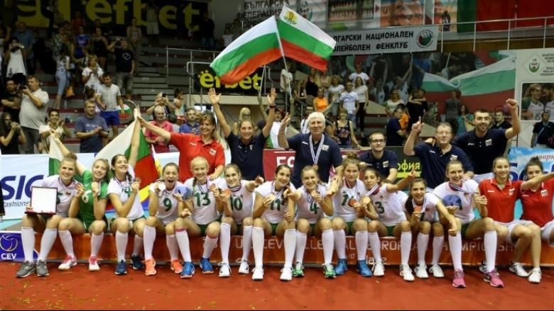 Sportmedia.tv ще излъчи на живо жребия за Евроволей за девойки U17