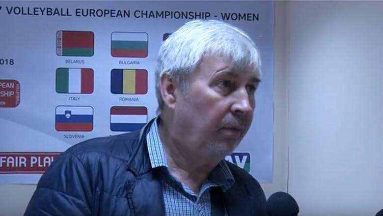 Стоян Гунчев: Групата не ни плаши, тръгваме за медал (видео)