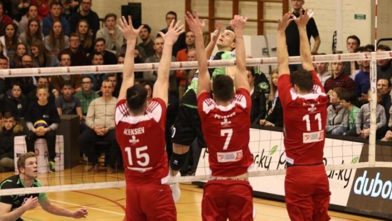 Страхотен Тошко Алексиев с 16 точки в 1/4-финална битка за Олимпиакос