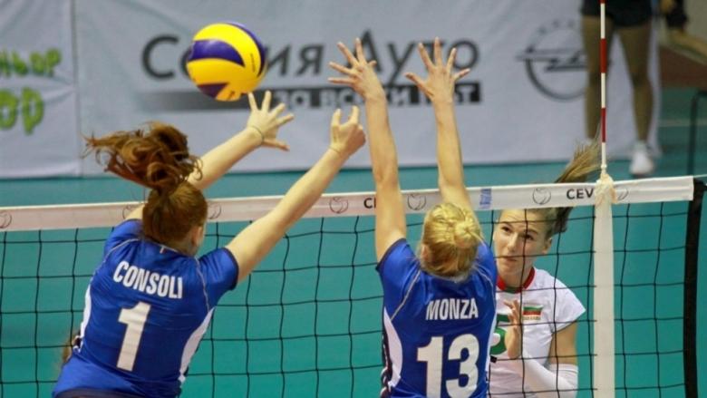 България U17 ще мери сили с европейския шампион