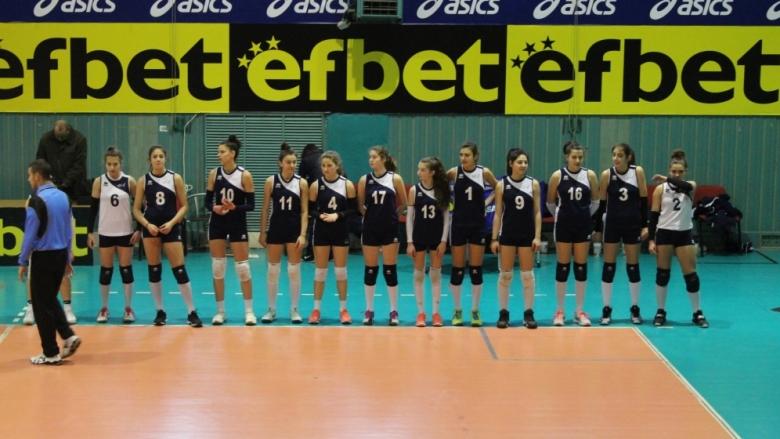 Левски спечели софийското градско първенство за девойки U17