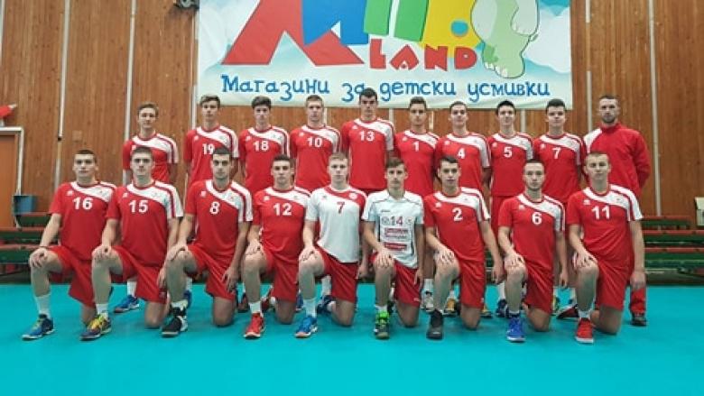 ЦСКА, Марек и Левски се класираха за държавните финали U20