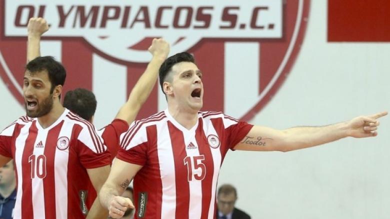 Гледай на живо с BGvolleyball.com Тодор Алексиев срещу Боян Йорданов