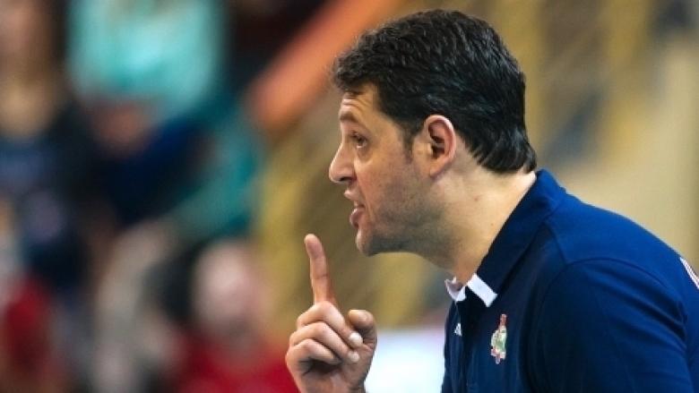 Гледай на живо с BGvolleyball.com Пламен Константинов и Локо в плейофите на Русия
