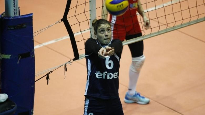 Мирослава Паскова: Изпълнени сме с голяма мотивация за победи