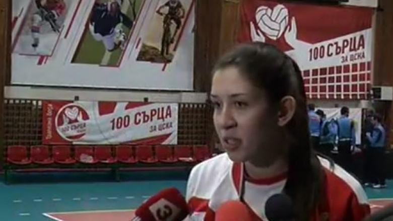 Ралина Дошкова: Готови сме за полуфиналните битки
