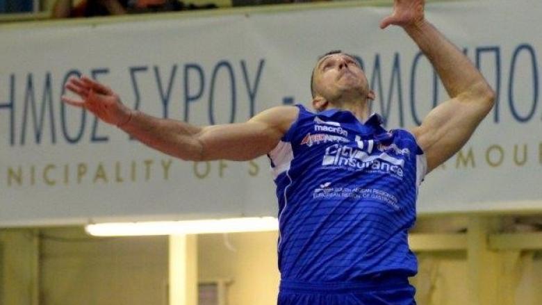 Йорданов с 31 точки поведе Фойникас към полуфиналите в Гърция