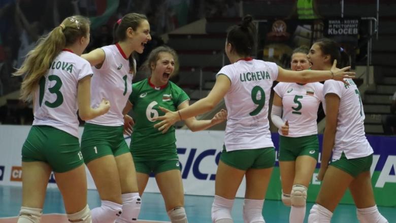 България отстреля Русия на старта на Евроволей (статистика, обновено)