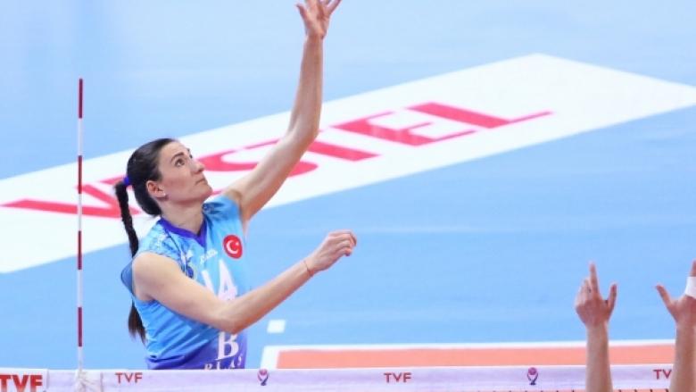 Еми Димитрова и Бурса на пето място в Турция