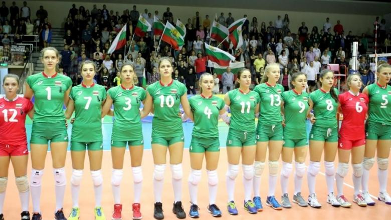 България с втора победа на Европейското в София U17 (статистика, обновено)