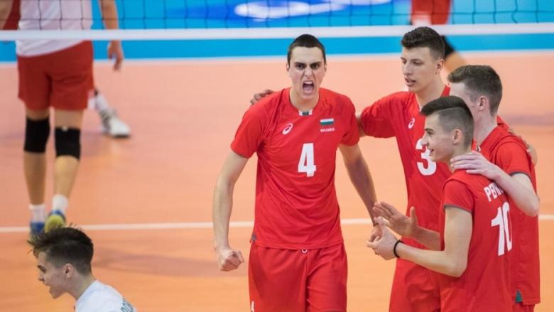 България U18 завърши на шесто място на Евроволей (статистика, обновено)