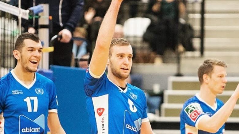 Лапков и Абиант стартираха с успех финалите в Холандия