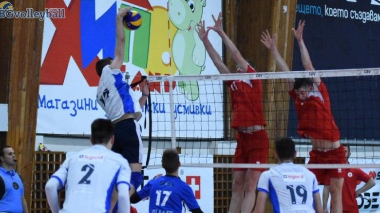 Фотогалерия от ЦСКА - Левски от държавните финали U20