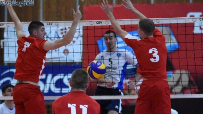 Черно море и ЦСКА на финали при юношите U20