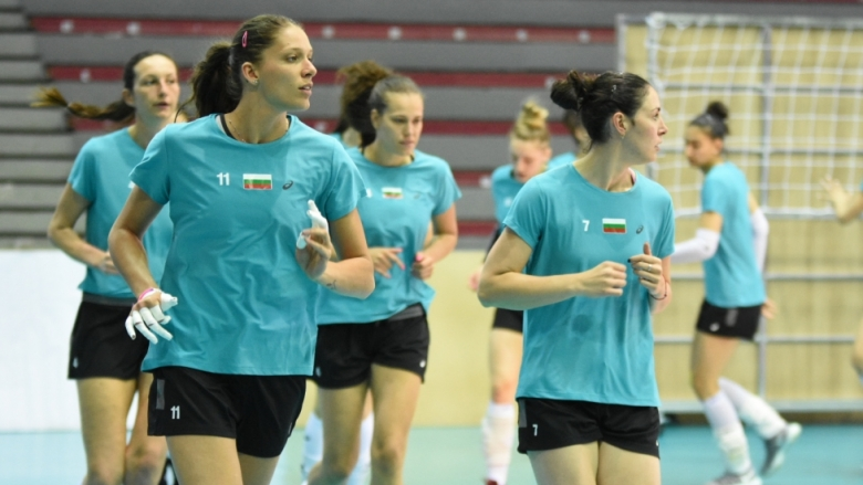 Христина Русева: Обичам България! За мен е чест да съм капитан (видео)