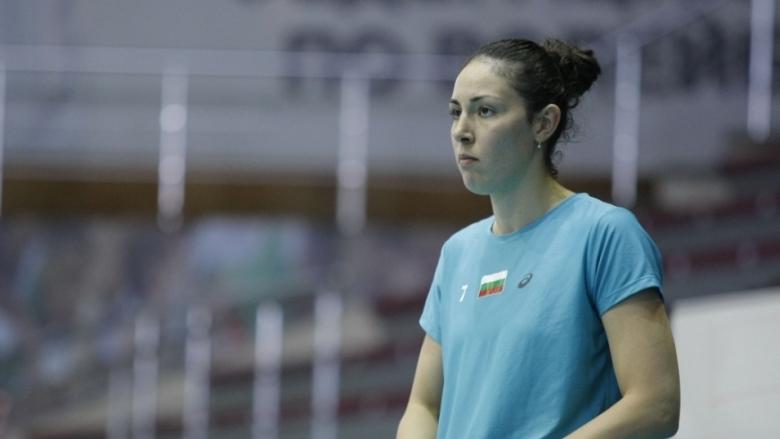 Лора Китипова пред BGvolleyball.com: Мястото ни е сред най-силните отбори (видео)
