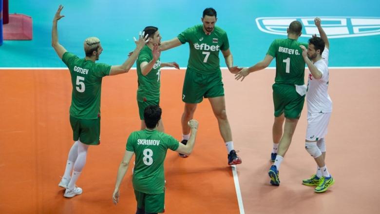 Ако волейболът е картина, националите ще я направят шедьовър