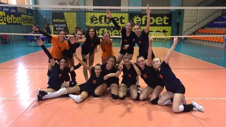 Звезди и Марица в спор за титлата при момичетата U15