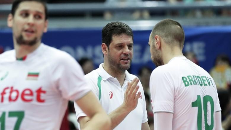 Пламен Константинов: Играхме страхотно, въпреки напрежението