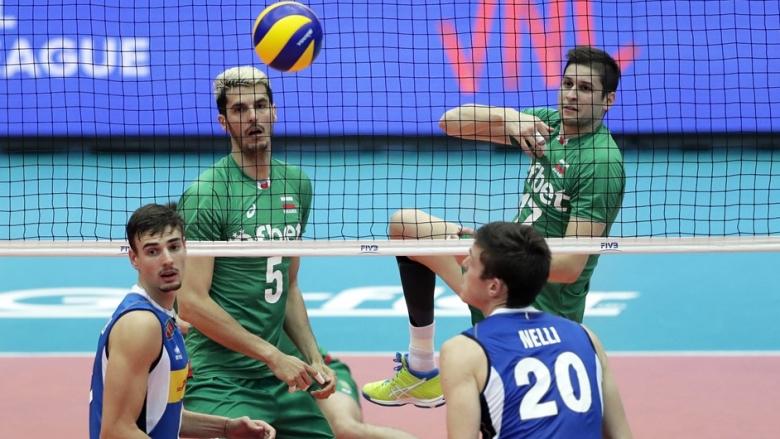 България не успя да излъже Италия